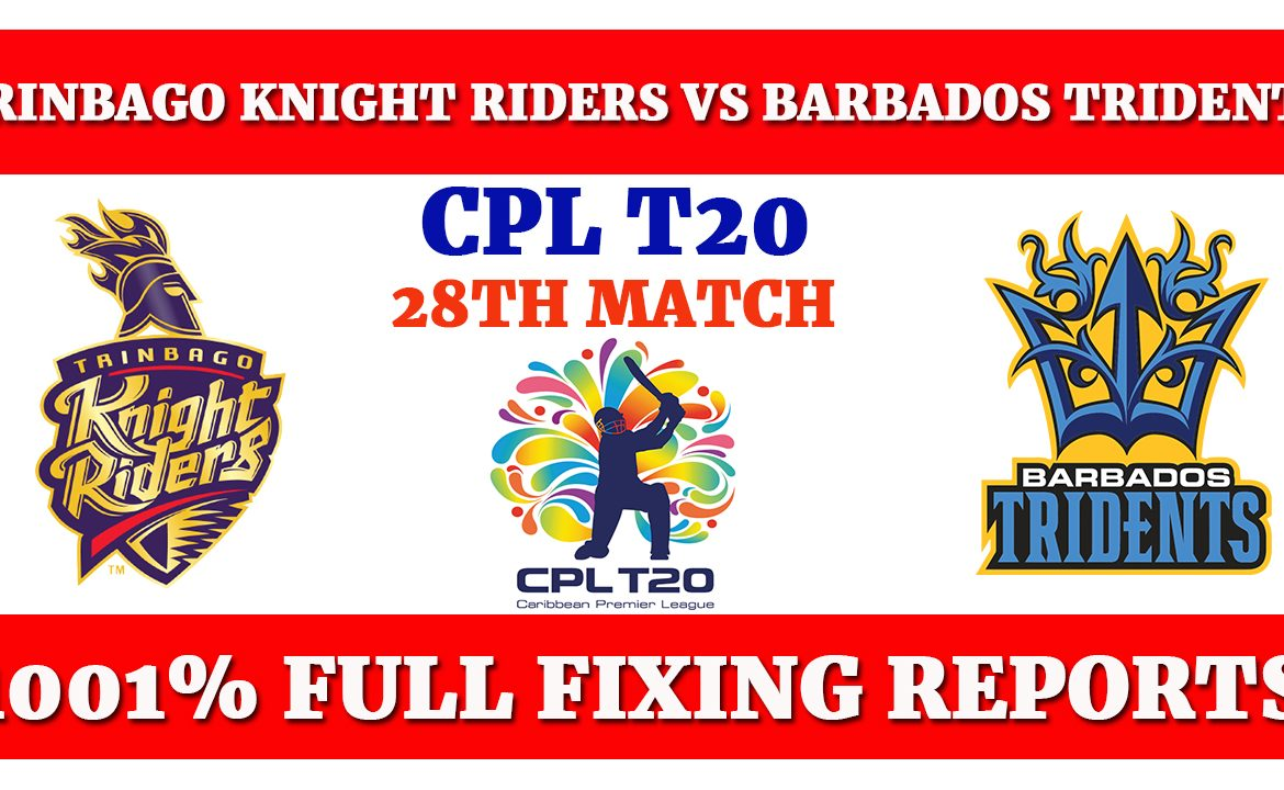 Open Post, Trinbago Knight Riders vs Barbados Tridents